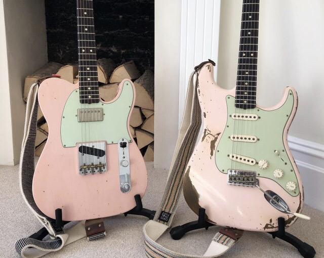 Kde se vzala značka Fender a jak vznikaly Telecaster a Stratocaster?